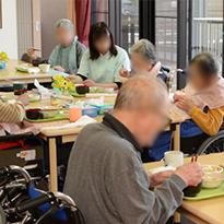 イメージ:介護付有料老人ホーム
