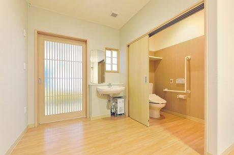 居室(手洗い/トイレ)