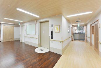 2階 EVホール