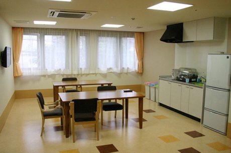 各階 食堂兼リビング