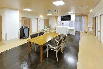 3階食堂・談話室