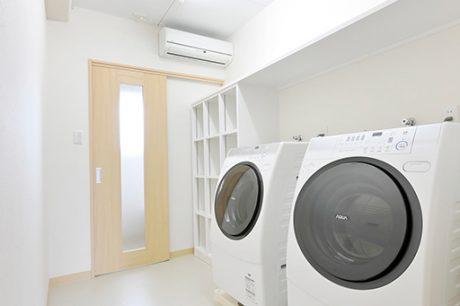 洗面・脱衣・洗濯室