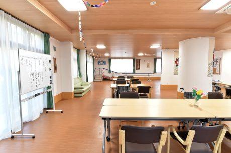 デイルーム・機能訓練室